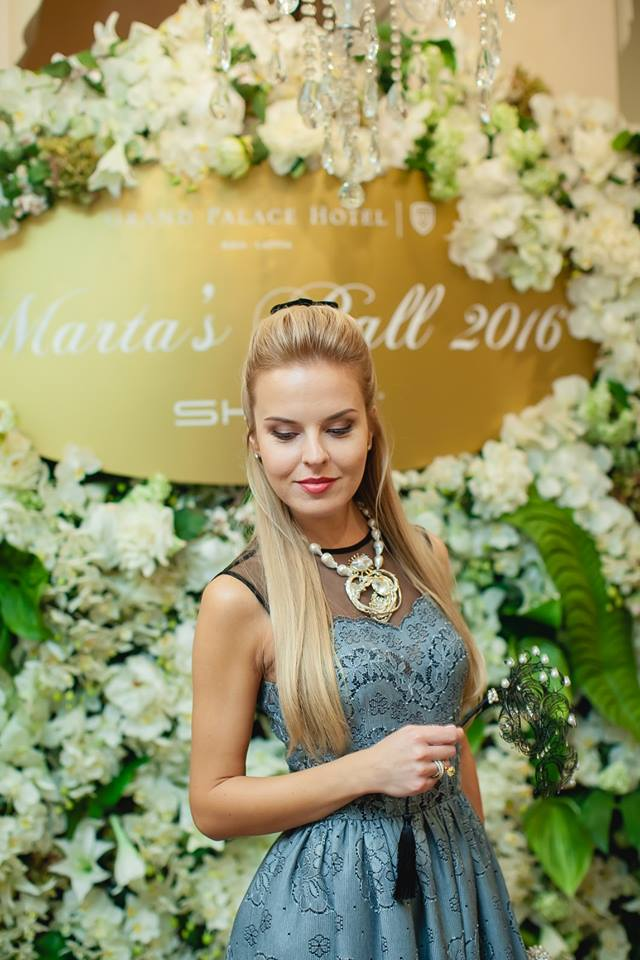 Майа Силова Бал Марты Empress Catherine I Latvian Cinderella - Marta's Ball