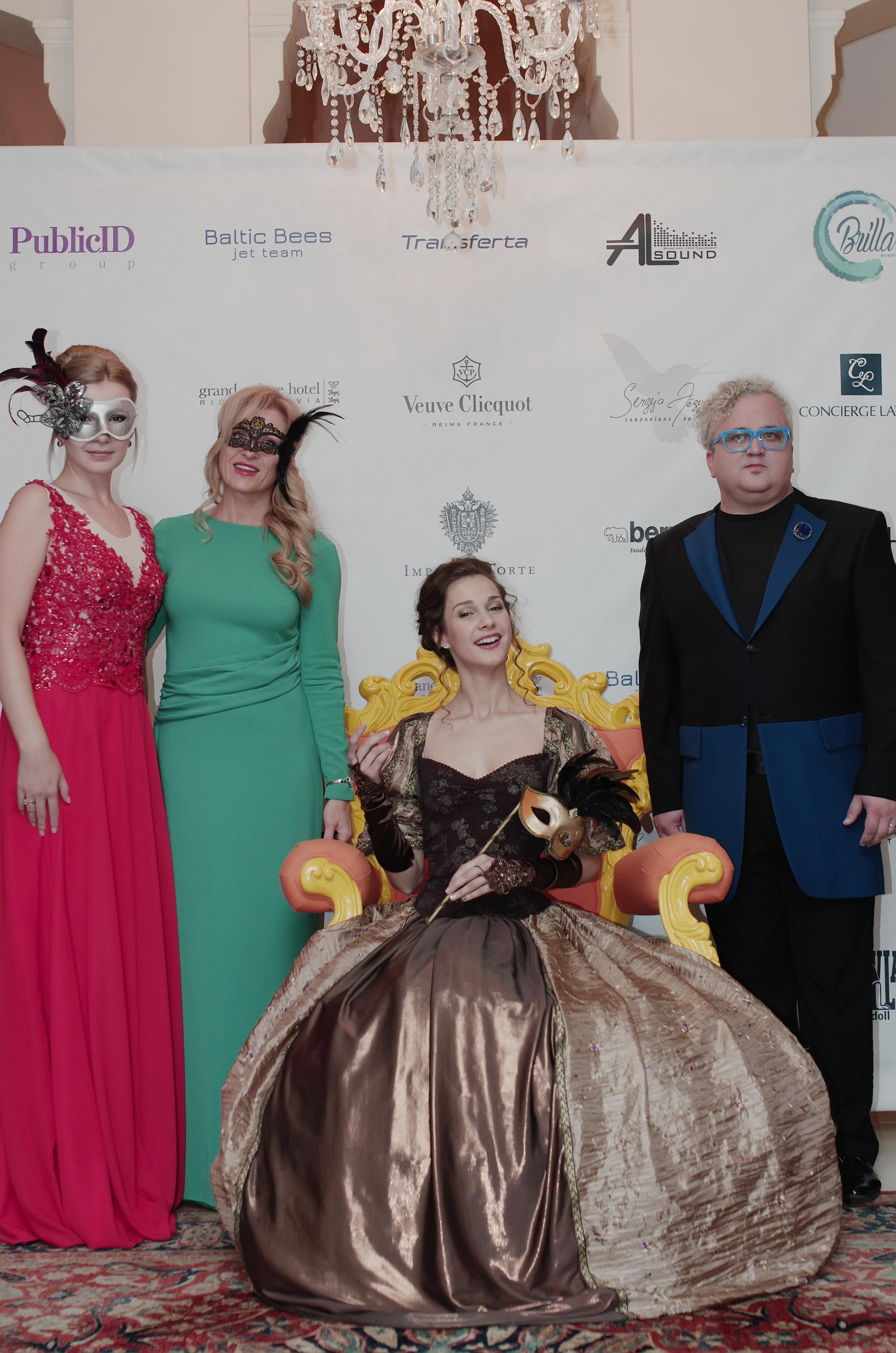 Empress Catherine I Latvian Cinderella - Marta's Ball