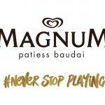 MAGNUM Ice cream Marta's Ball