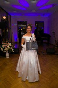 Piektā, jubilejas Martas Labdarības Balle. Rīgã. Latvija.
