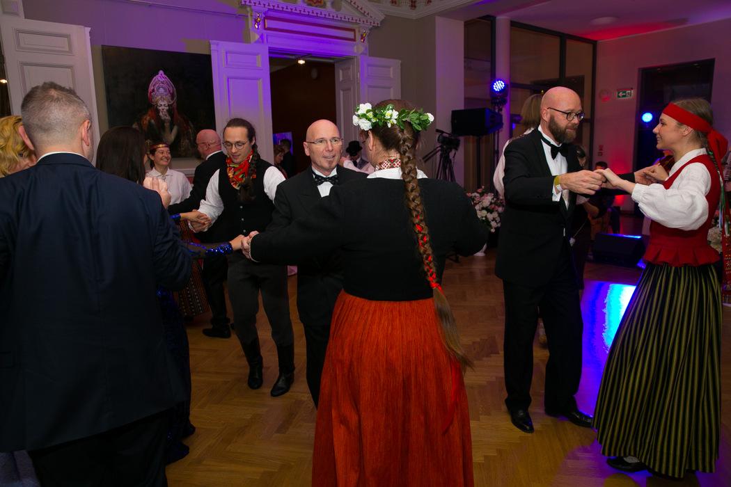 Marta's Ball (Martas Balle) Бал Марты Рига Latvia